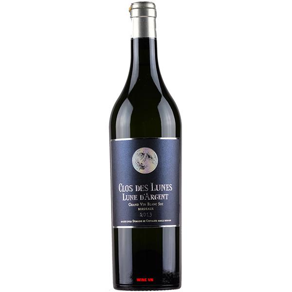 Rượu Vang Đỏ Clos Des Lunes Lune D'Argent