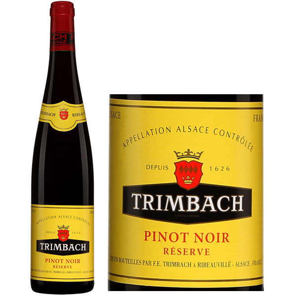 Rượu Vang Đỏ Trimbach Reserve Pinot Noir