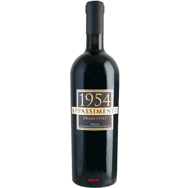 Rượu Vang 1954 Appassimento Primitivo