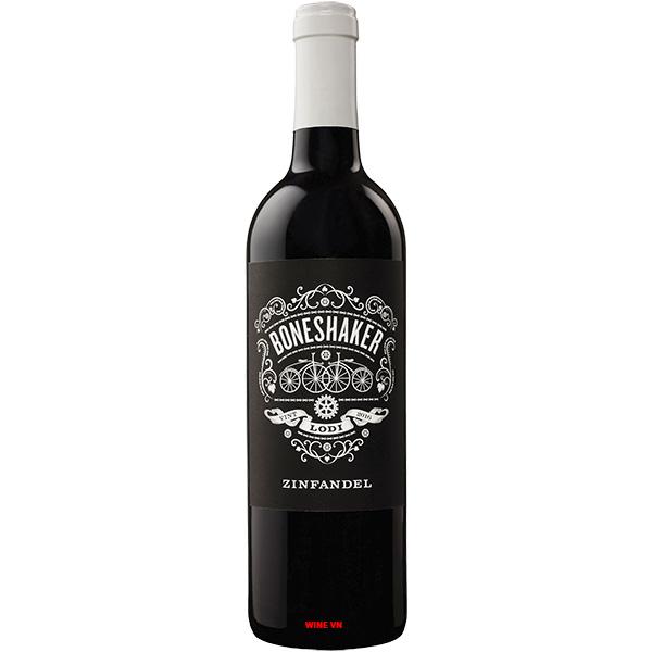 Rượu Vang Boneshaker Zinfandel