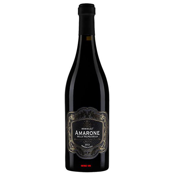 Rượu Vang Borelli Amarone Della Valpolicella