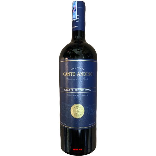 Rượu Vang CANTO ANDINO Grand Reserve Cabernet Sauvignon