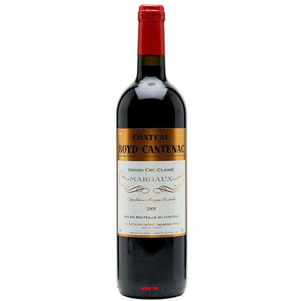 Rượu Vang Chateau Boyd Cantenac
