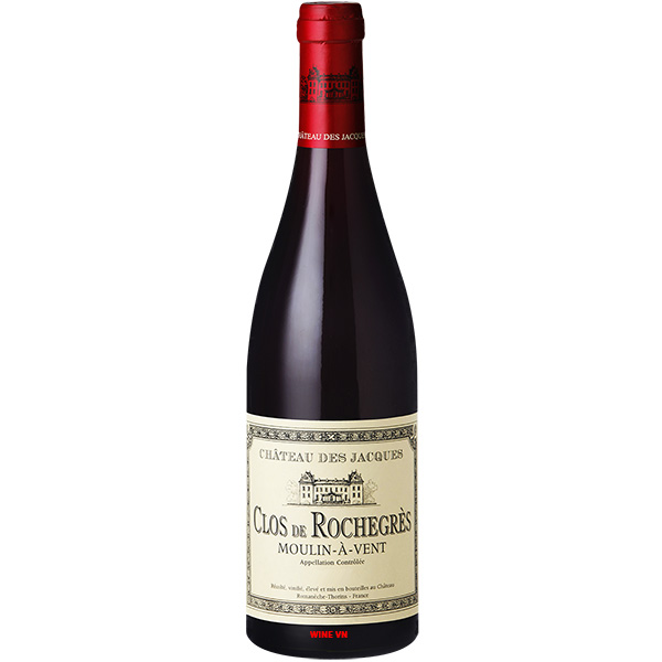 Rượu Vang Chateau Des Jacques Clos De Rochegres Moulin A Vent