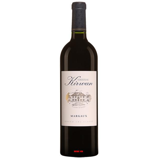 Rượu Vang Chateau Kirwan Margaux