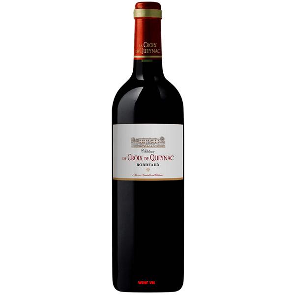 Rượu Vang Chateau La Croix De Queynac Bordeaux