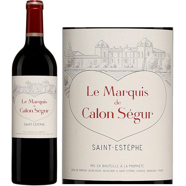 Rượu Vang Chateau Le Marquis De Calon Segur