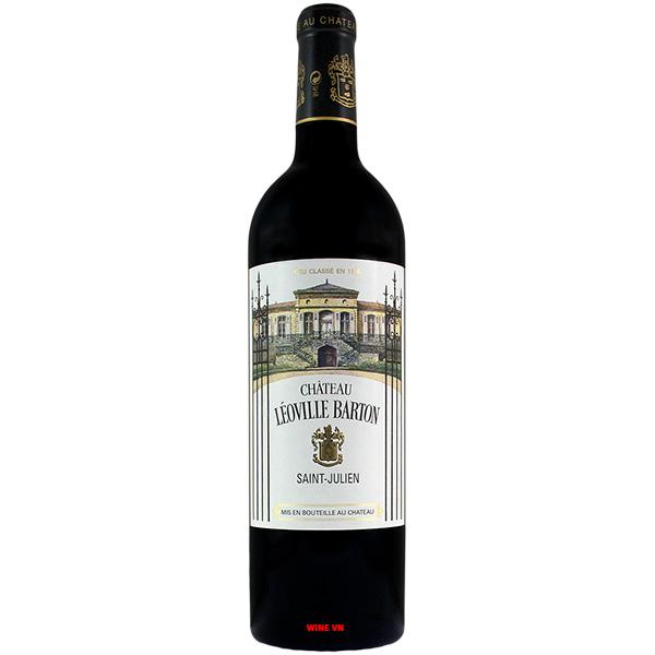 Rượu Vang Chateau Leoville Barton