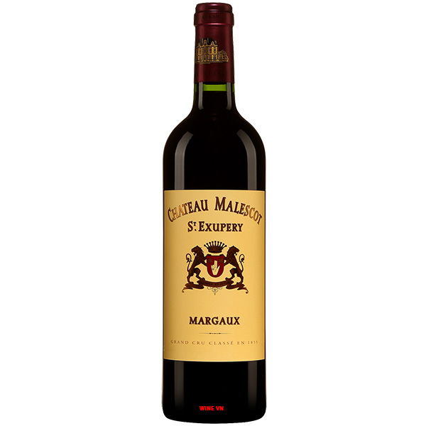 Rượu Vang Chateau Malescot St Exupery Margaux