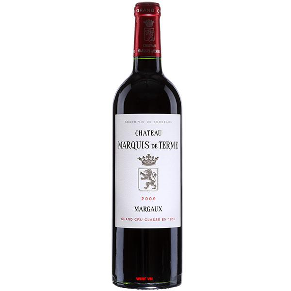 Rượu Vang Chateau Marquis De Terme