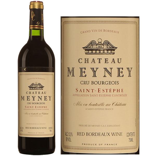 Rượu Vang Chateau Meyney Cru Bourgeois Saint Estephe