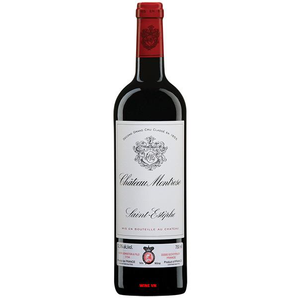 Rượu Vang Chateau Montrose Saint Estephe