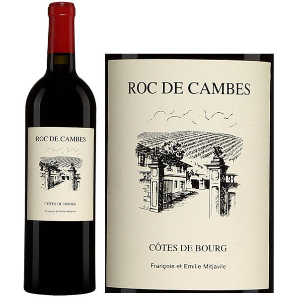Rượu Vang Chateau Roc De Cambes Cotes De Bourg