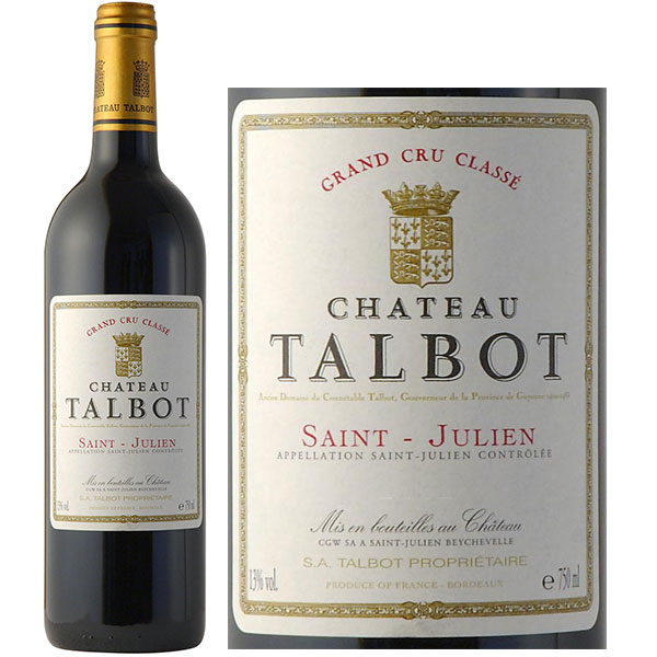 Rượu Vang Chateau Talbot