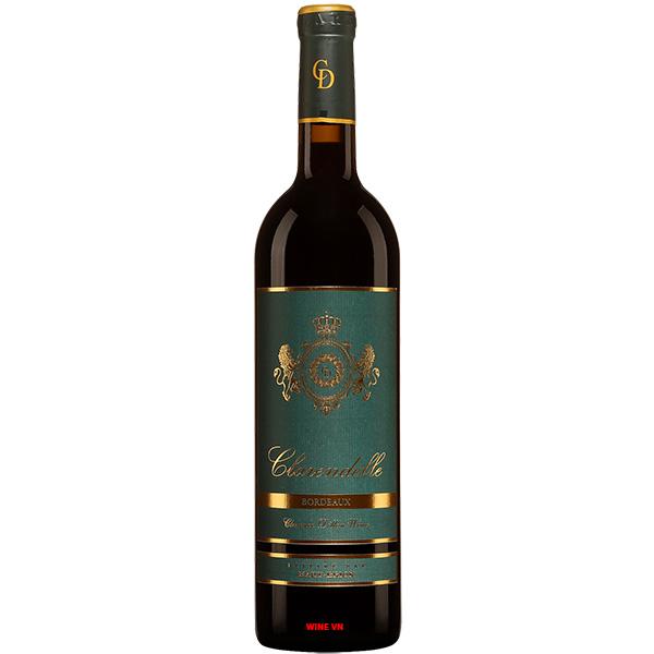 Rượu Vang Clarendelle Inspire Par Haut Brion Bordeaux