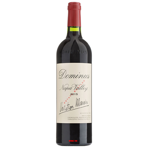 Rượu Vang Dominus Napa Valley Christian Moueix