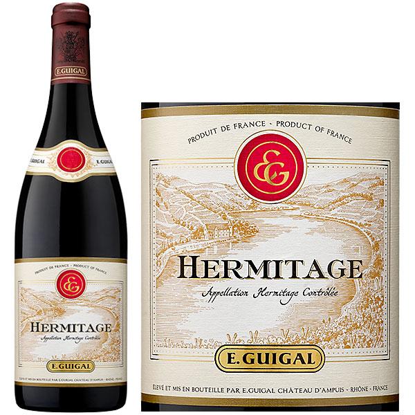 Rượu Vang E. Guigal Hermitage Syrah