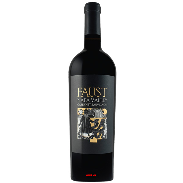 Rượu Vang Faust Napa Valley Cabernet Sauvignon