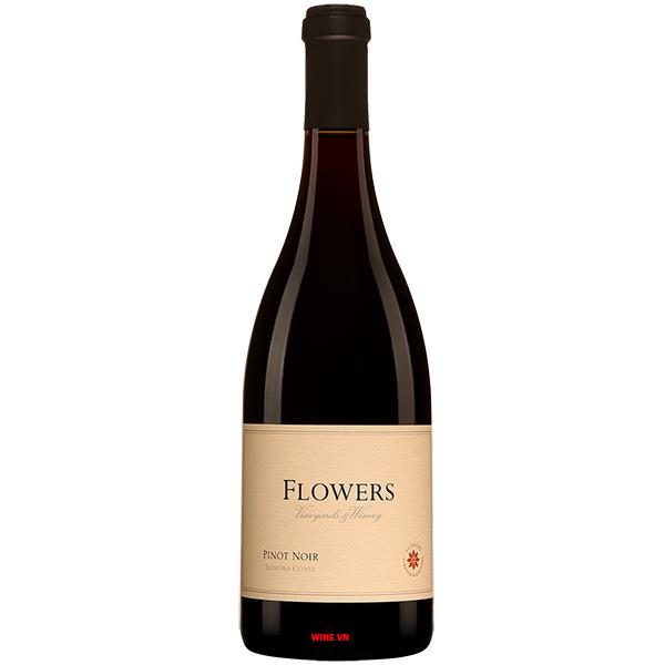Rượu Vang Flowers Pinot Noir