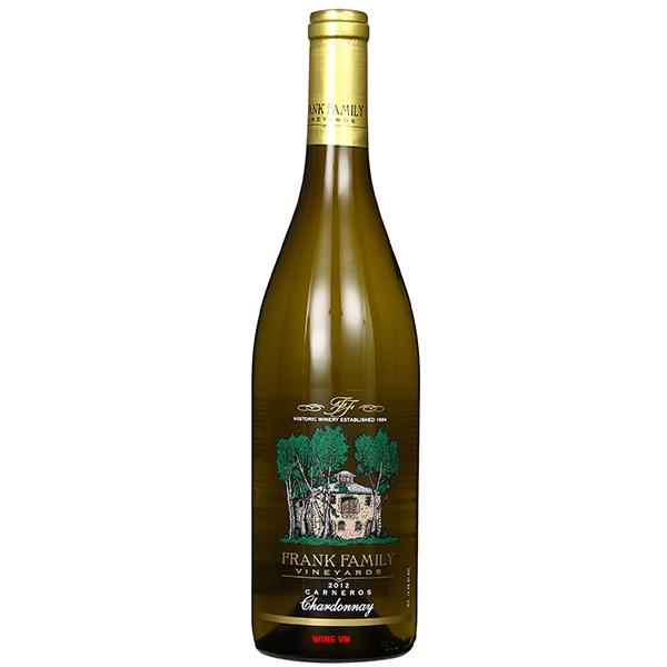 Rượu Vang Frank Family Chardonnay Napa Valley