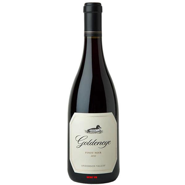 Rượu Vang Goldneye Anderson Valley Pinot Noir