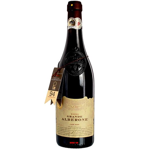 Rượu Vang Grande Alberone Rosso
