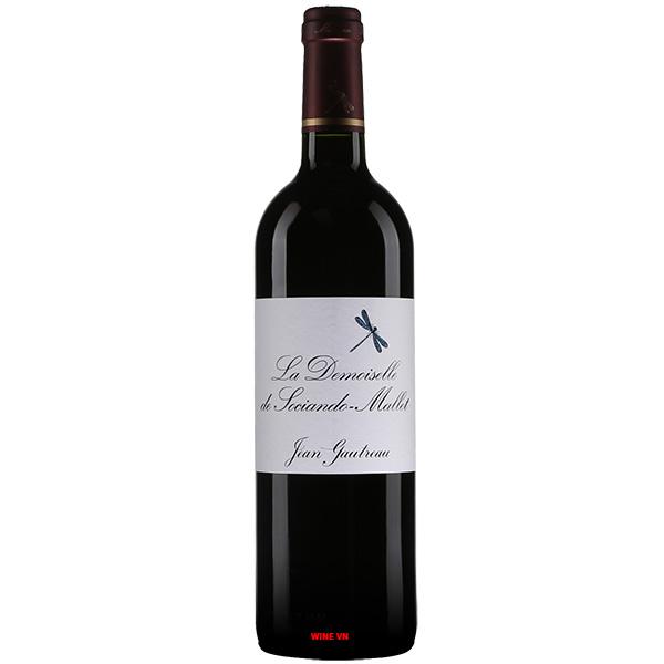 Rượu Vang La Demoiselle De Sociando Mallet