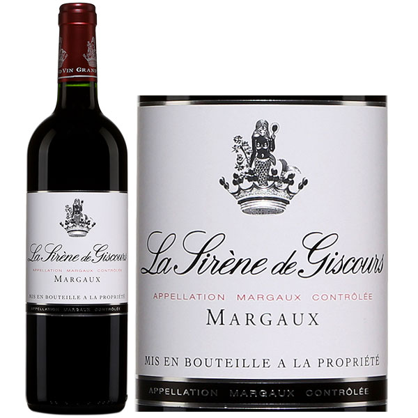 Rượu Vang La Sirene De Giscours