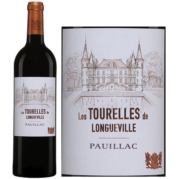 Rượu Vang Les Tourelles de Longueville Pauillac