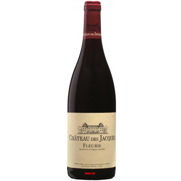 Rượu Vang Louis Jadot Chateau Des Jacques Fleurie