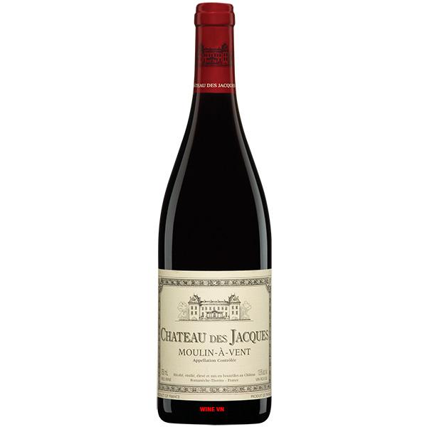 Rượu Vang Louis Jadot Chateau Des Jacques Moulin A Vent