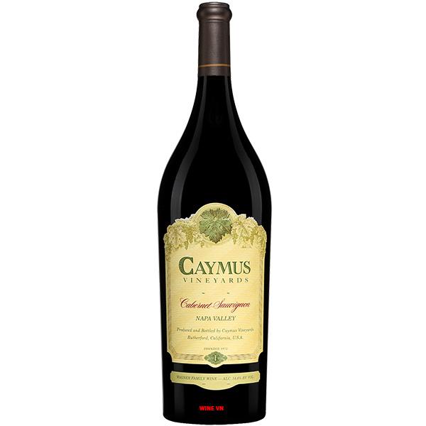 Rượu Vang Mỹ Caymus Cabernet Sauvignon