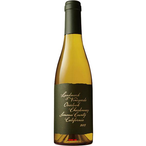 Rượu Vang Mỹ Landmark Vineyard Overlook Chardonnay