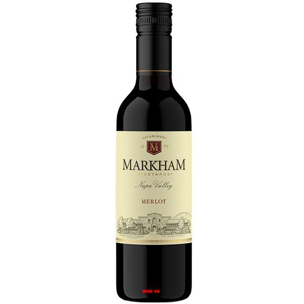 Rượu Vang Mỹ Markham Merlot