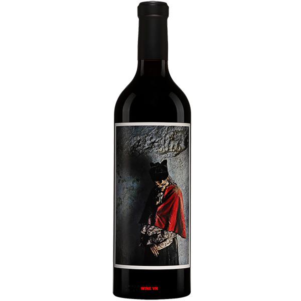 Rượu Vang Mỹ Orin Swift Palermo Cabernet Sauvignon