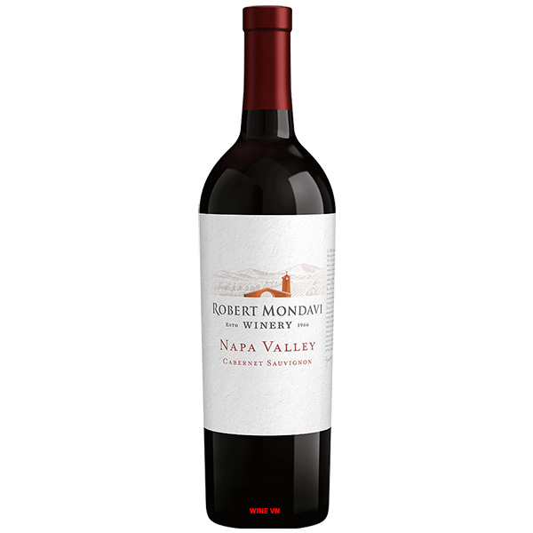 Rượu Vang Mỹ Robert Mondavi Cabernet Sauvignon