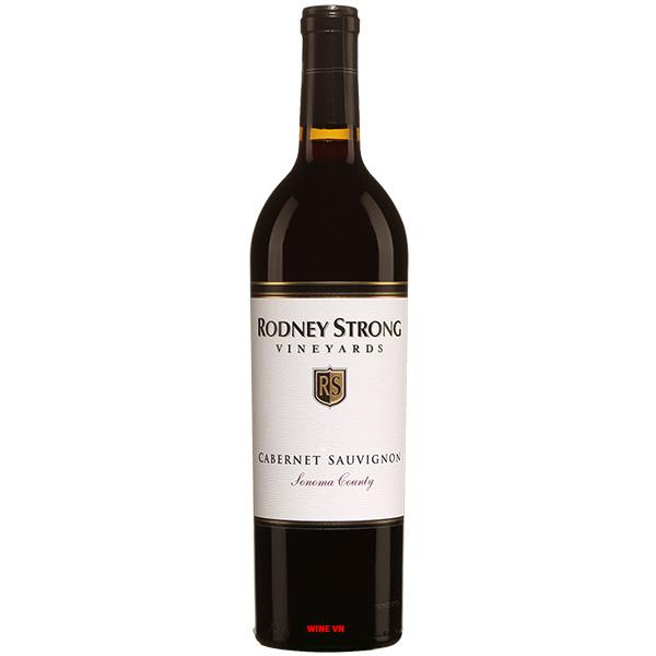 Rượu Vang Mỹ Rodney Strong Cabernet Sauvignon