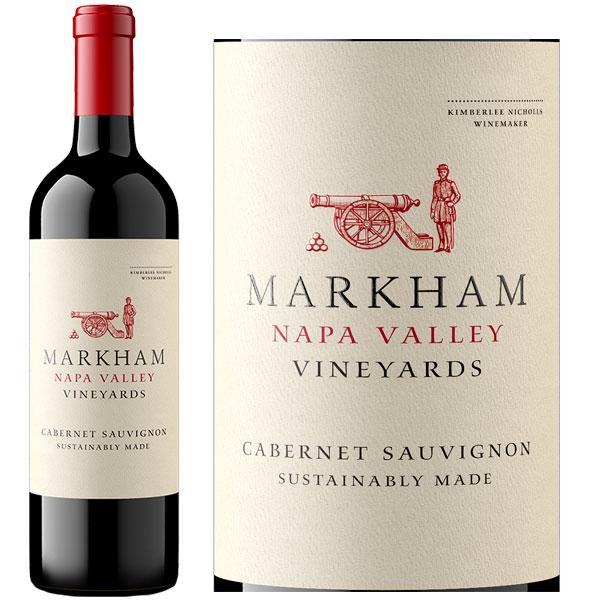 Rượu Vang Markham Cabernet Sauvignon
