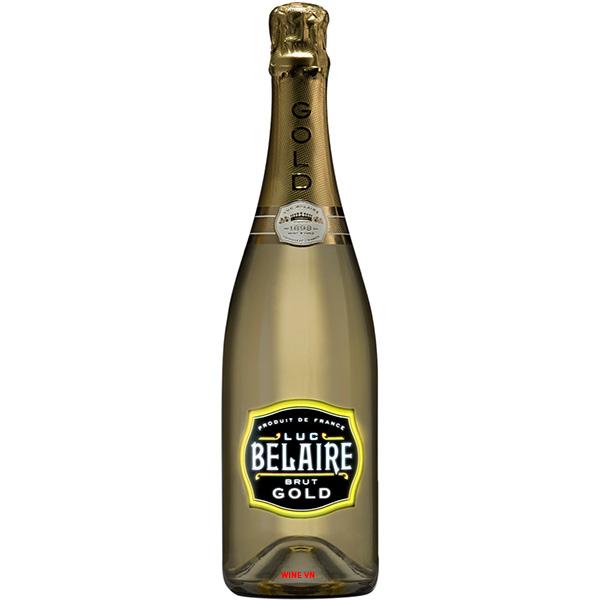 Rượu Vang Nổ Luc Belaire Gold Fantome Brut