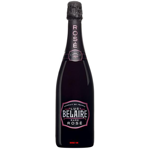 Rượu Vang Nổ Luc Belaire Rose Fantome