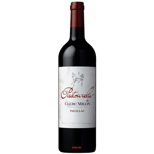 Rượu Vang Pastourelle De Clerc Milon