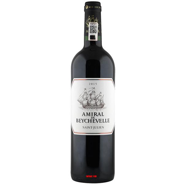 Rượu Vang Pháp Amiral De Beychevelle