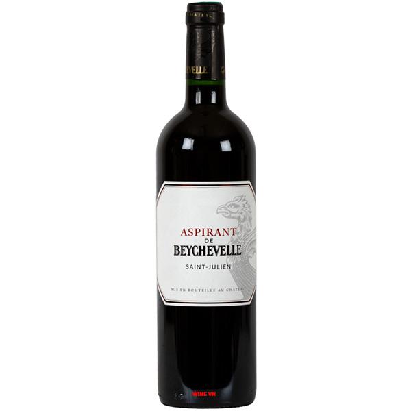 Rượu Vang Pháp Aspirant De Beychevelle