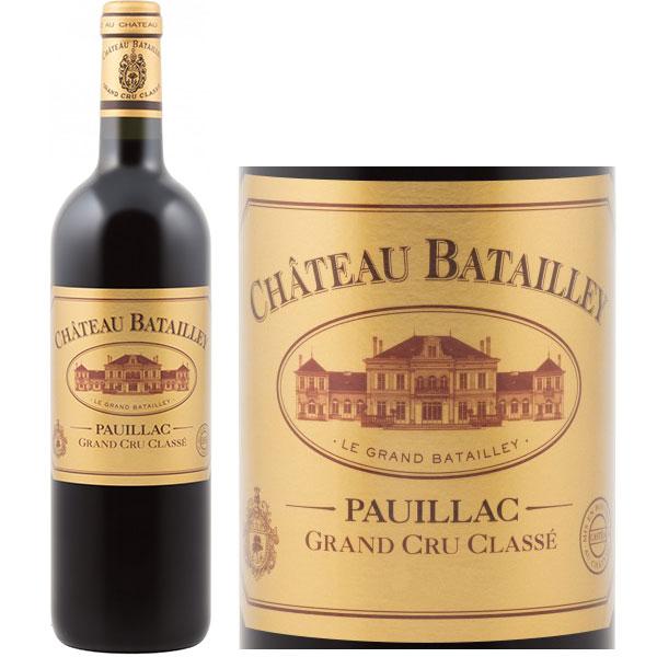 Rượu Vang Pháp Chateau Batailley Pauillac
