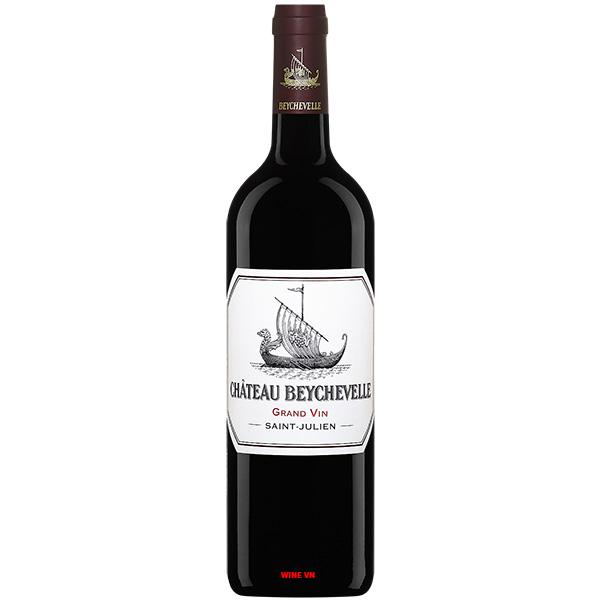 Rượu Vang Pháp Chateau Beychevelle