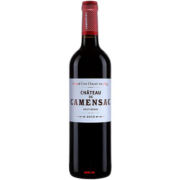 Rượu Vang Pháp Chateau Camensac