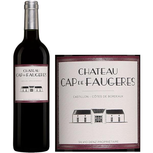 Rượu Vang Pháp Chateau Cap De Faugeres