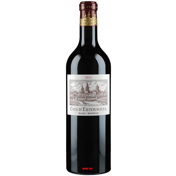 Rượu Vang Pháp Chateau Cos D'Estournel