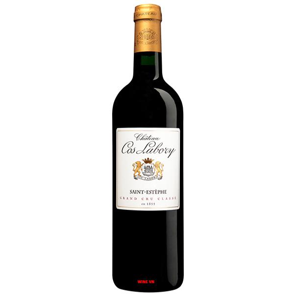 Rượu Vang Pháp Chateau Cos Labory
