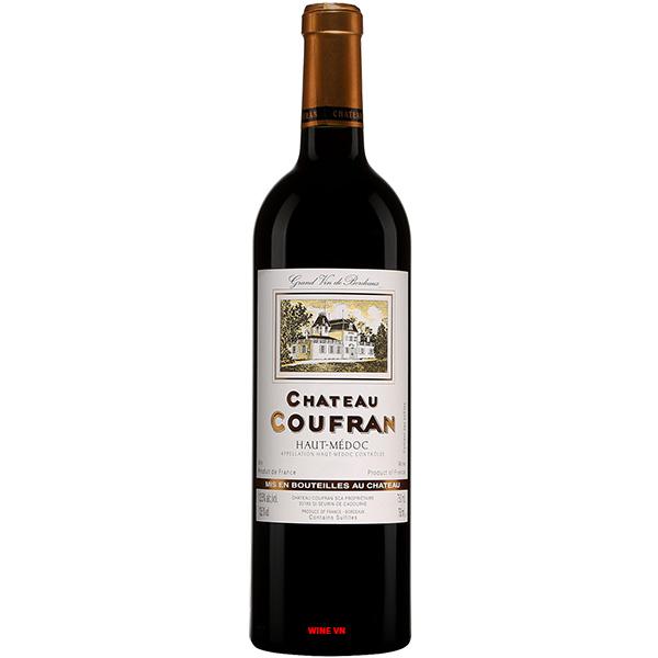Rượu Vang Pháp Chateau Coufran